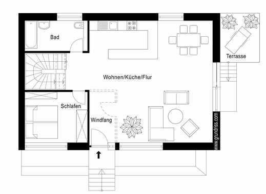 Doppelhaushälfte mit Loftcharakter