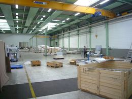 Halle mit ca. 1200 m²