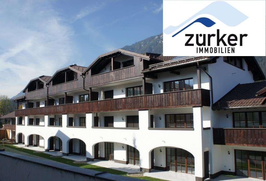 Neubau ! Sonnige 3- Zimmer Wohnung in Garmisch-Partenkirchen