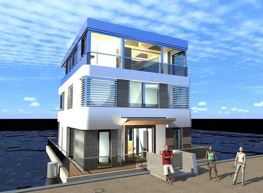 Hier entsteht ein Wohntraum! Großzügiges Floating House mit 2 Bädern und riesiger Dachterrasse