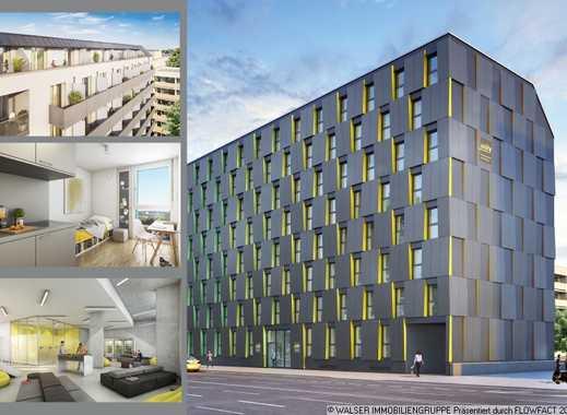Mü-West *NEUBAU*: Moderne Studenten-Apartments mit Charme