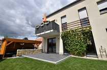 Neubauwohnung im Erdgeschoss mit Gartenanteil