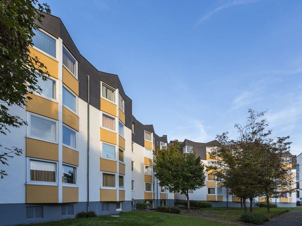 Einzelappartement Im Studentenwohnheim Mainz Laubenheim