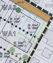 2 Baugrundstücke mit großem Bestandshaus