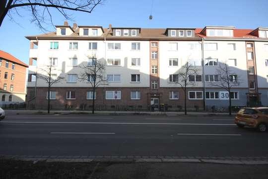 Helle 3-Zimmer Dachgeschosswohnung