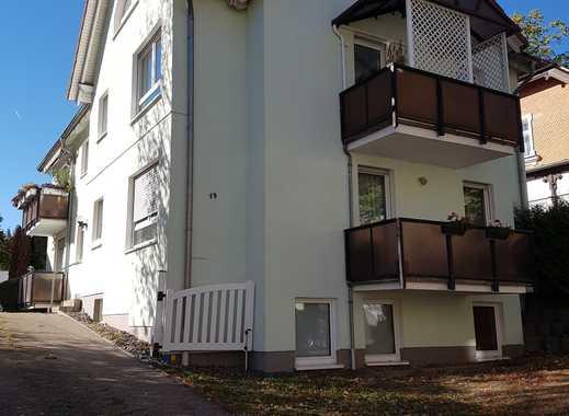 2 ZKB Nordhausen-Oberstadt mit Balkon und Stellplatz- Nähe Südharzkrankenhaus