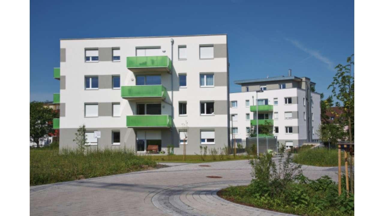 Möbellierte tolle 2-Zimmer-EG-Wohnung mit Terrasse & Garten in