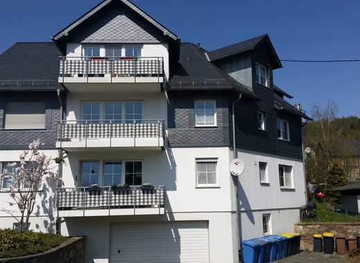 Traumhaft schöne Wohnung mit großem offenen Wohn-& Eßbereich, mit Terrasse in gepflegtem MFH