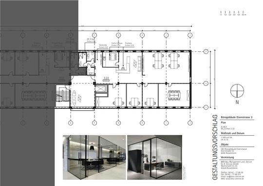 Open space & Einzelbüros