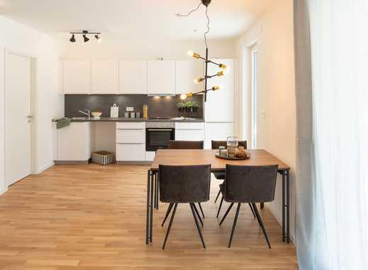 Seltene Gelegenheit in Tübingen: Helle 3-Zimmer-Neubauwohnung mit 2 Bädern, EBK und Süd-Balkon!