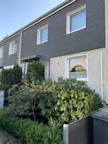 Reihenmittelhaus mit vier Zimmern Garten