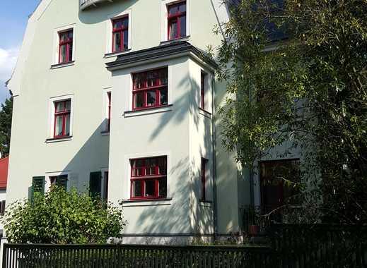 Jugendstil Mehrfamilienhaus in Oberloschwitz