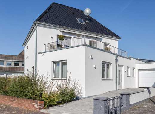 Barrierefreie TOP-4-Zimmer Wohnung m. Garage u. kl. Garten in Sechtem, DB-Anschluß in Fußreichweite