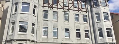 Charmante 2 Zimmerwohnung mit Terrasse & Garten in der Mindener Altstadt