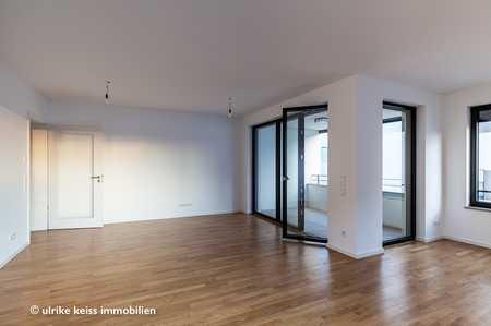 Sie ist schön! Sie hat eine wunderbare Lage! Gönnen Sie sich ein schickes Zuhause! Parkett! Loggia! in Herrenbach (Augsburg)