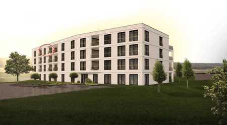 Neubau: Erstbezug einer hellen, barrierefreien 2-Zimmer Wohnung mit Balkon in Kist