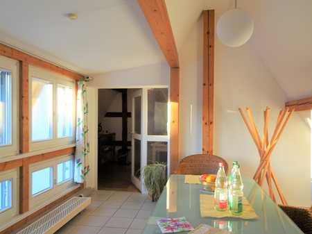 2,5 Zi-Wohnung mit Turmblick, sehr schön saniert, ca.65qm, in historischem Stadthaus FO in Forchheim (Forchheim)