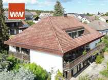 Großzügig wohnen Renovierungsbedürftige Villa mit