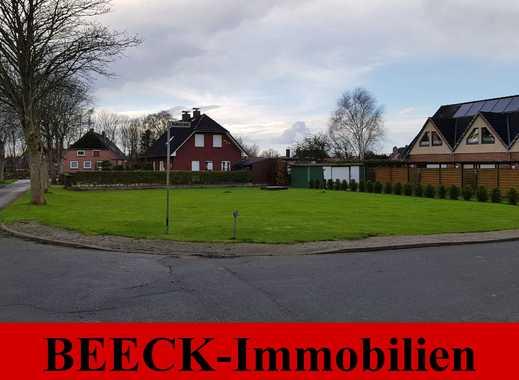 """Friedrichskoog/""""Hafen"""": Einmaliges Baugrundstück in Bestlage!"""