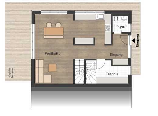 Frei geplantes Doppelhaus in Taucha