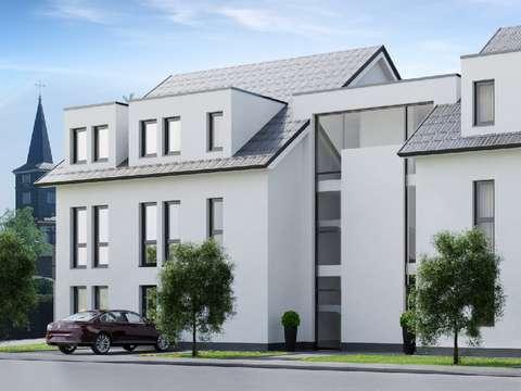 Erstbezug in moderne 3-Zimmer-Wohnung in Wissmar-Wettenberg