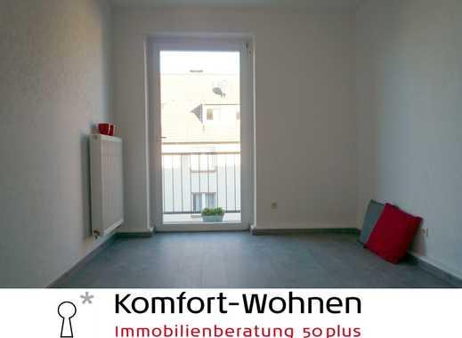 Helle Wohnung zum Einzug bereit! 3-Zimmer-Wohnung mit Wannenbad und Balkon