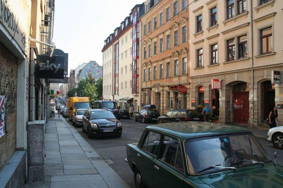 Umgebung - Louisenstraße