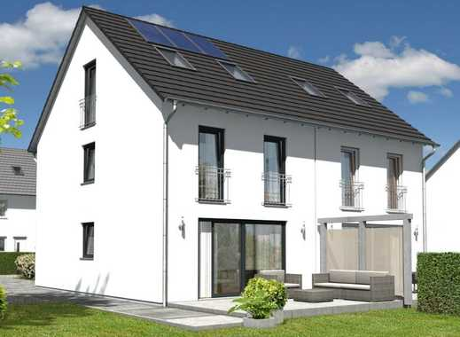 Moderne Doppelhaushälfte in Schönau. Schlüsselfertig inkl. Keller, Grundstück und gehobene Ausstattu