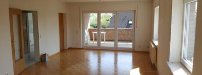 Hüllhorst Mitte: Helle gepflegte Wohnung in ruhiger zentraler Lage