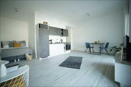 NEUBAU BOARDING HOUSES - TERRASSE 1 Zimmer -voll ausgestattet- PRIME PARK *Tagespreis Euro 89,-€* in Schweinheim (Aschaffenburg)