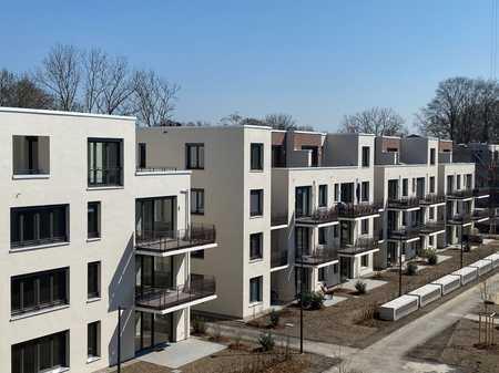 ERSTBEZUG ! Exklusive 3-Zi-Neubau-Wohnung im Textilviertel in Augsburg-Innenstadt