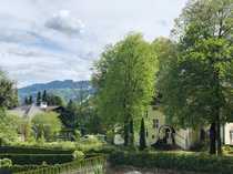 Erdgeschosswohnung mit Südterrasse Garten und