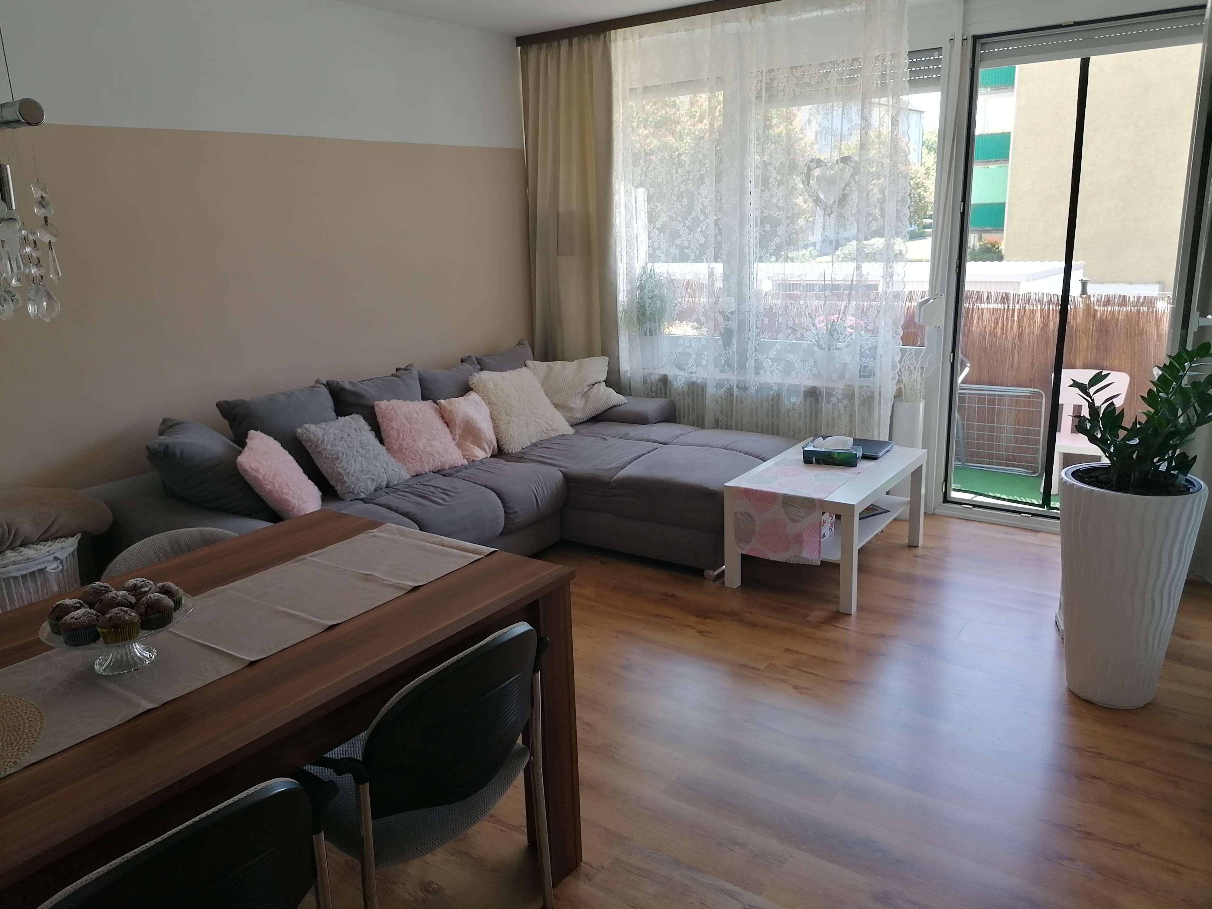 Schöne 2-Zimmer-Wohnung mit Balkon in Schweinfurt/Bergl in