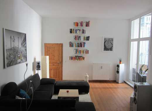 Wunderschönes möbliertes helles Altbau-Apartment im Kiez