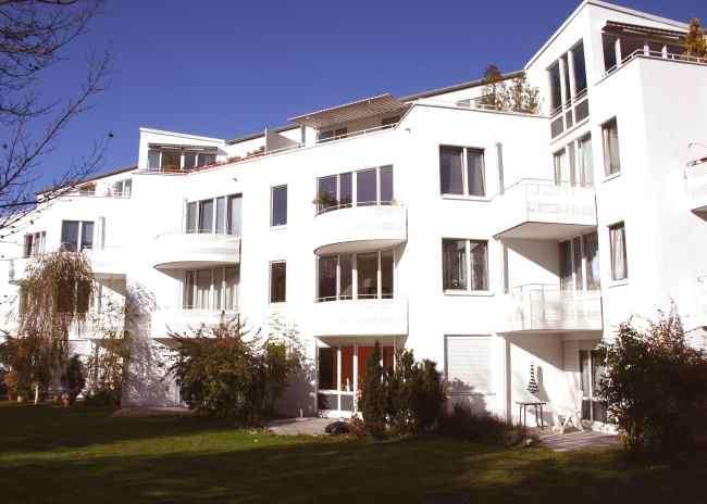 Sankt Emmeran – Cosimastraße - Sehr helle und ruhige Wohnung mit Balkon zur Gartenseite (Südwesten) in Bogenhausen (München)