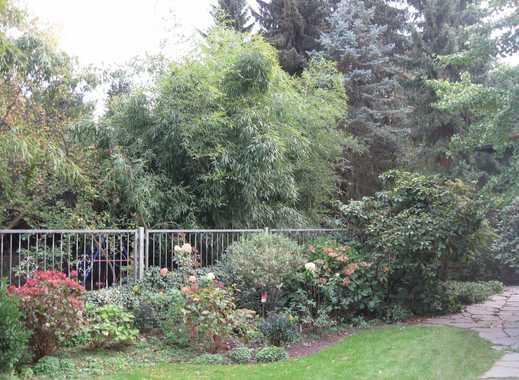 **Wohnen + Arbeiten unter einem Dach** MFH mit parkähnlichem Garten+Schwimmhalle+großem Wintergarte
