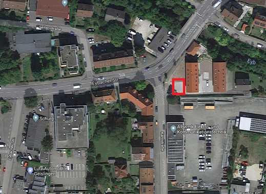 Stellplatz vor der Kantstr. 1