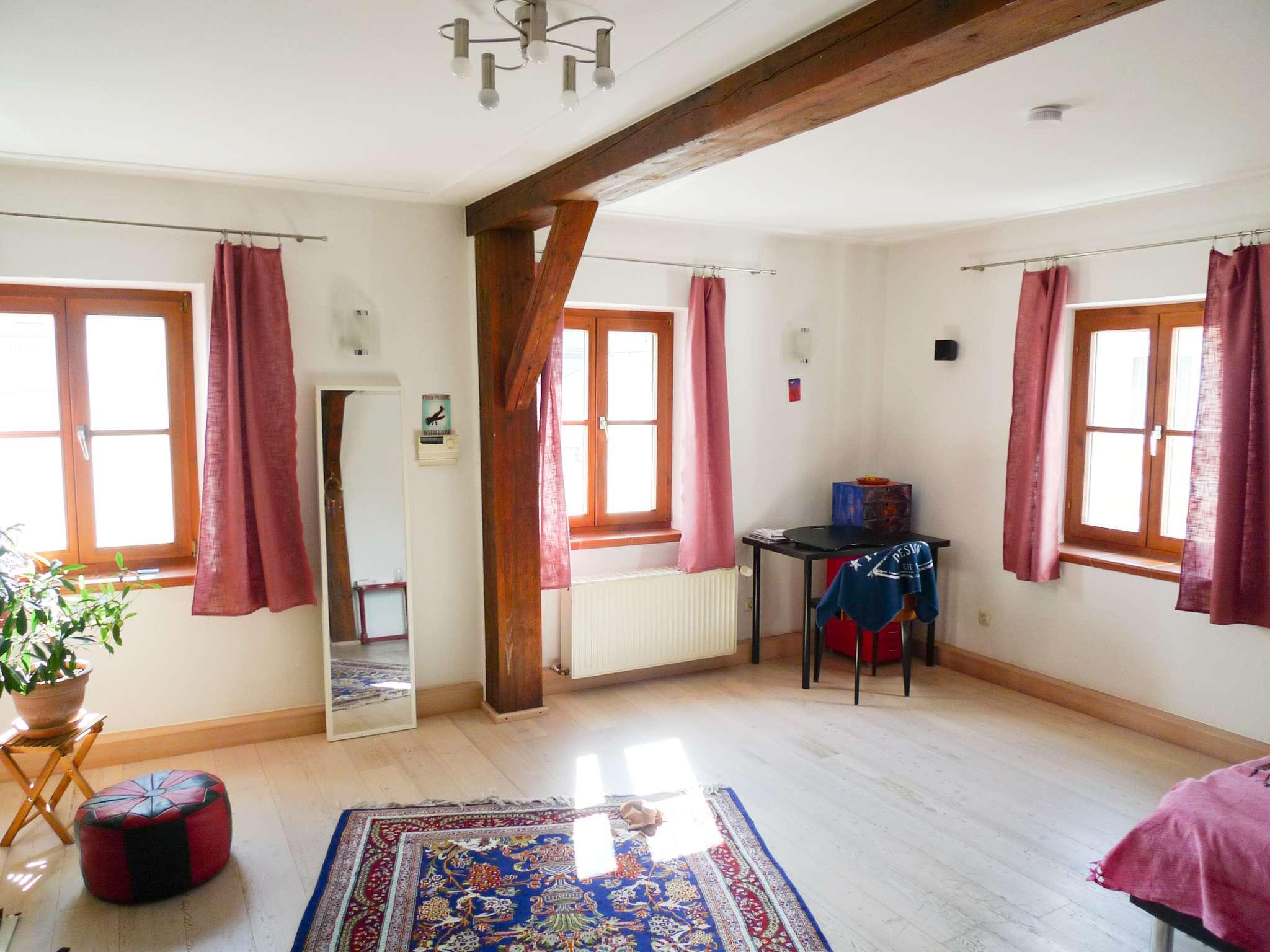 Großzügige Obergeschoss Wohnung in Waldmünchen in