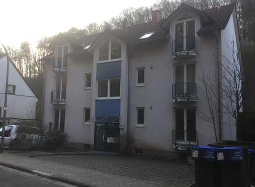 Naturnahe 3-Zimmer-Wohnung mit Balkon in Saarbrücken-Brebach-Fechingen