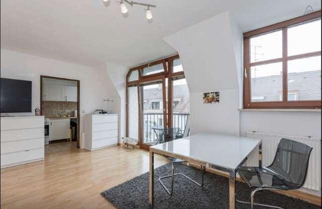 1.090 €, 46 m², 1 Zimmer in Obergiesing (München)
