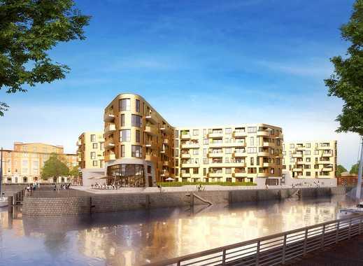 PANDION DOXX - Barrierefreie 3-Zimmer-Wohnung mit Balkon und Wasserblick