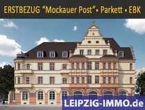 ERSTBEZUG 2-Raum Parkett Einbauküche BLK