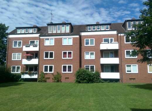 ** renovierte 3 Zi. Whg. mit Balkon in grüner Lage **