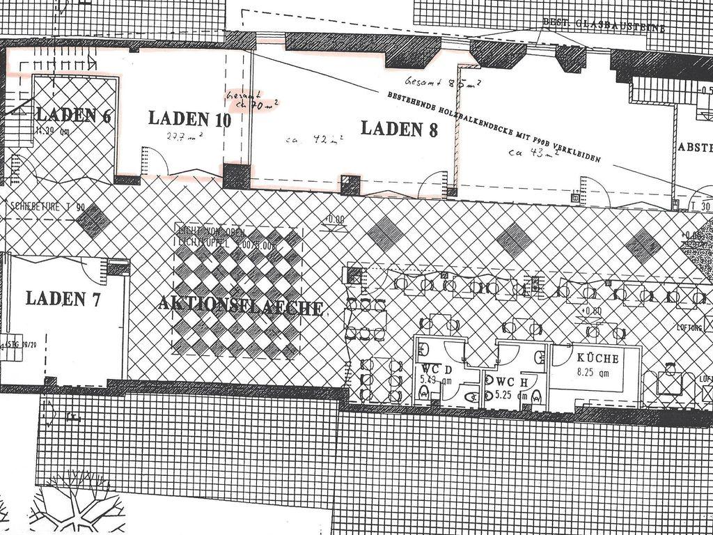 Plan Zenittipasage LADEN 8