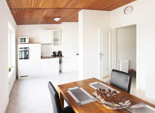 Komplett möblierte 2-Zimmer-Wohnung mit großer Wohnküche für 1-2 Personen