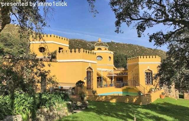 Haus Mit Meerblick Andalusien Costa Del Sol Tarifa Zu Verkaufen