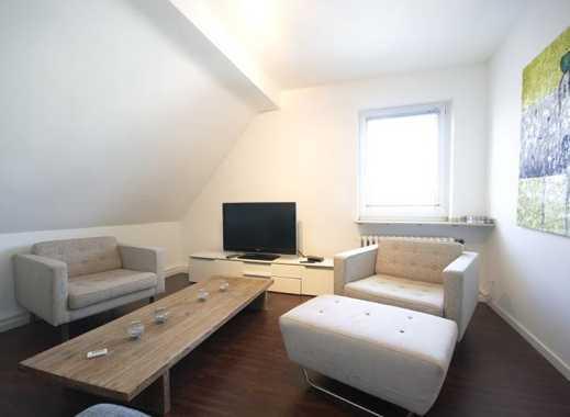 Highlight in Bredeney: Ansprechende, komfortable Wohnung in schöner Lage
