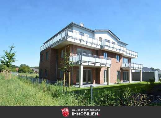 Verden / Neubau Penthouse-Wohnung am Naturschutzgebiet