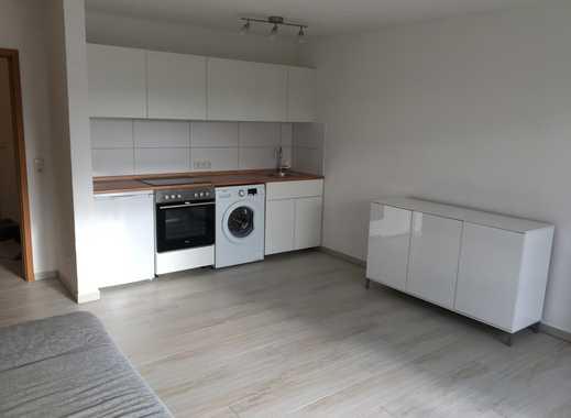 Stilvolle 1-Zimmer-Wohnung mit Balkon und EBK in Süssen