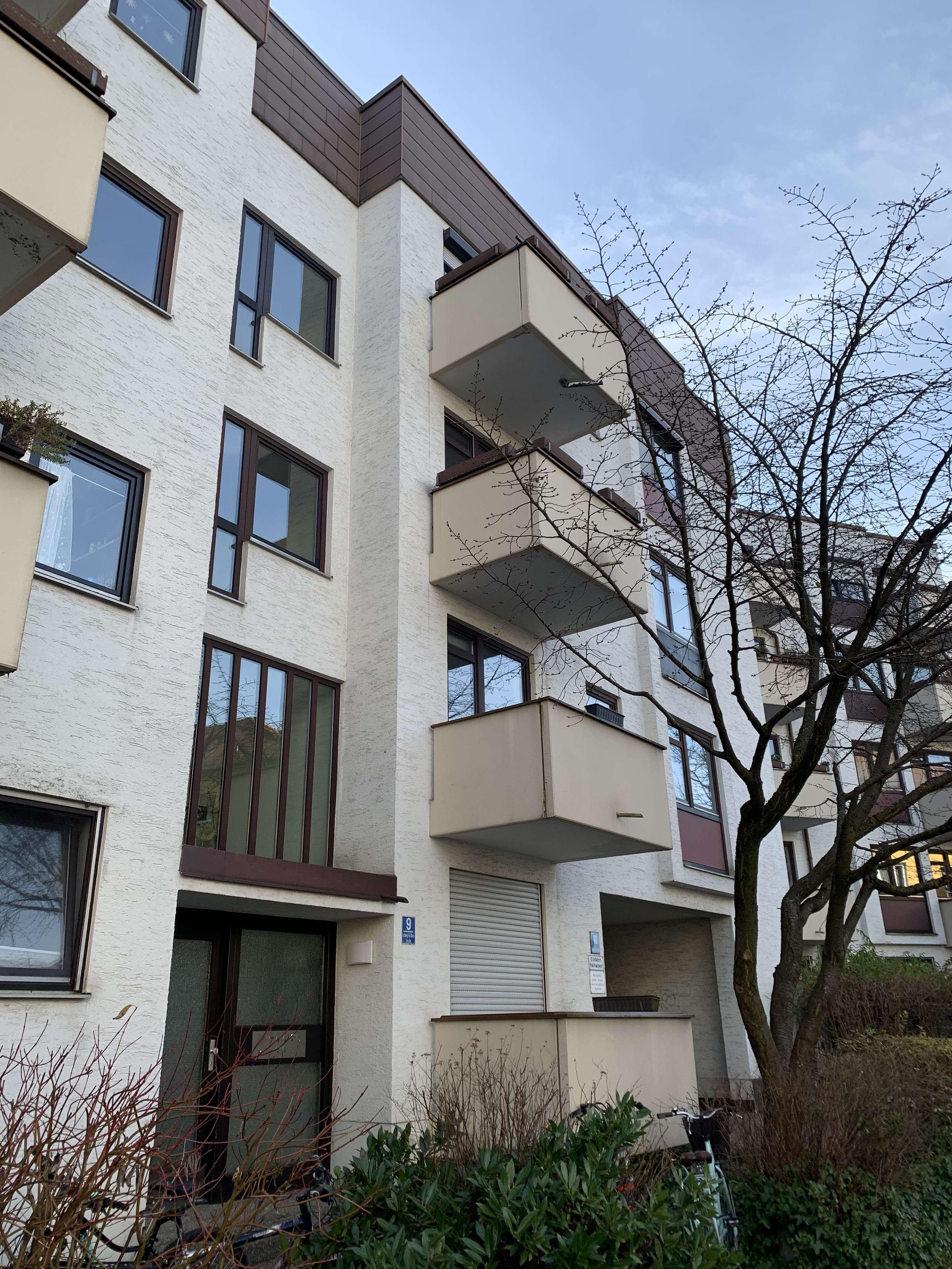 Schöne 3-Zimmer-Wohnung in ruhiger Lage in Laim (München)